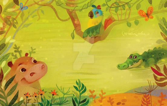 For children's books
