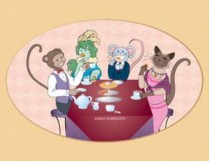 Tea Party WIP 2
