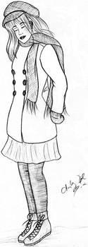 Winter Girl by Lanisatu