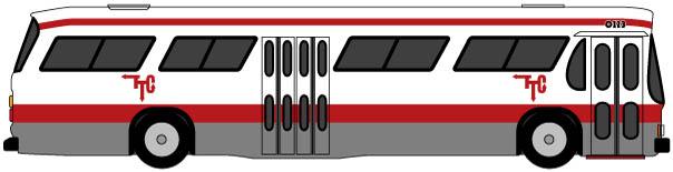 TTC Bus by Lanisatu