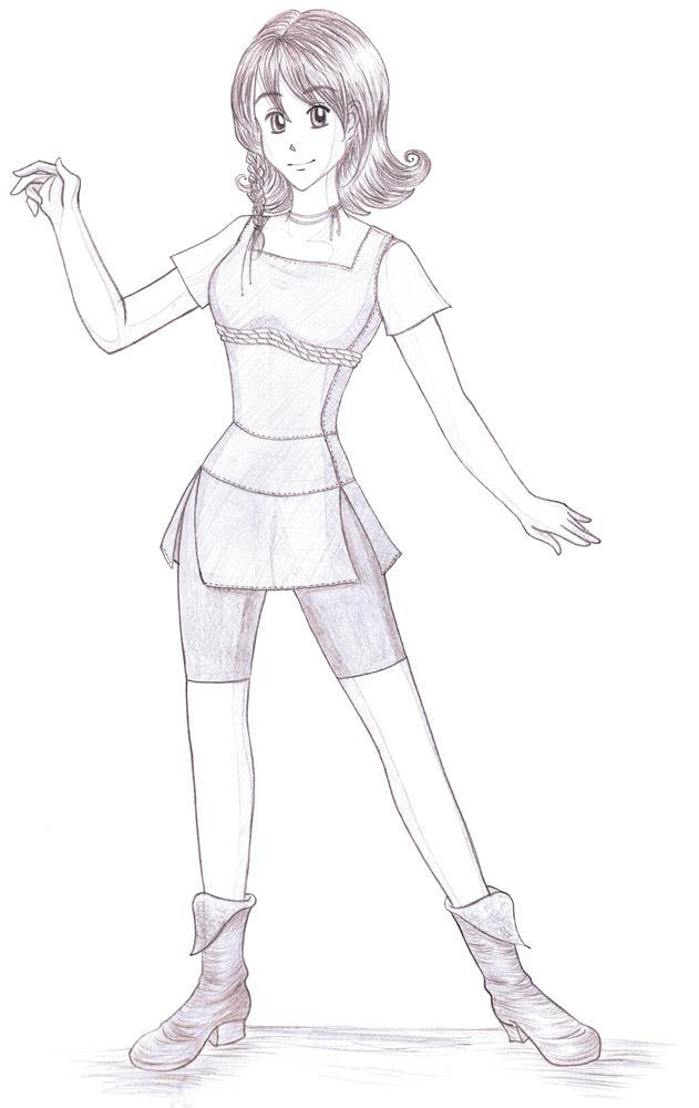 RPG Girl by Lanisatu