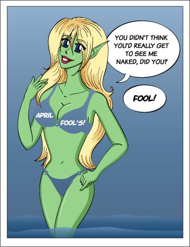 Invisible Bikini