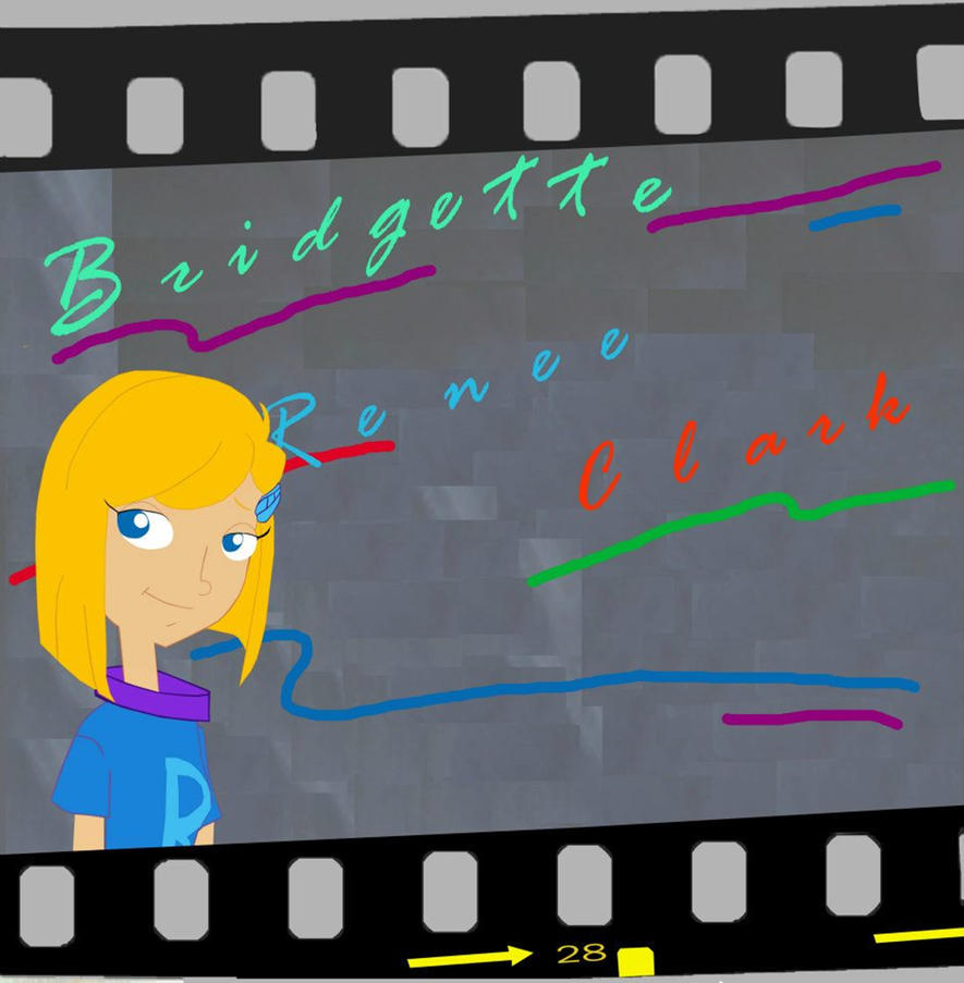 Bridgette Renee Clark by RobbieMelrose