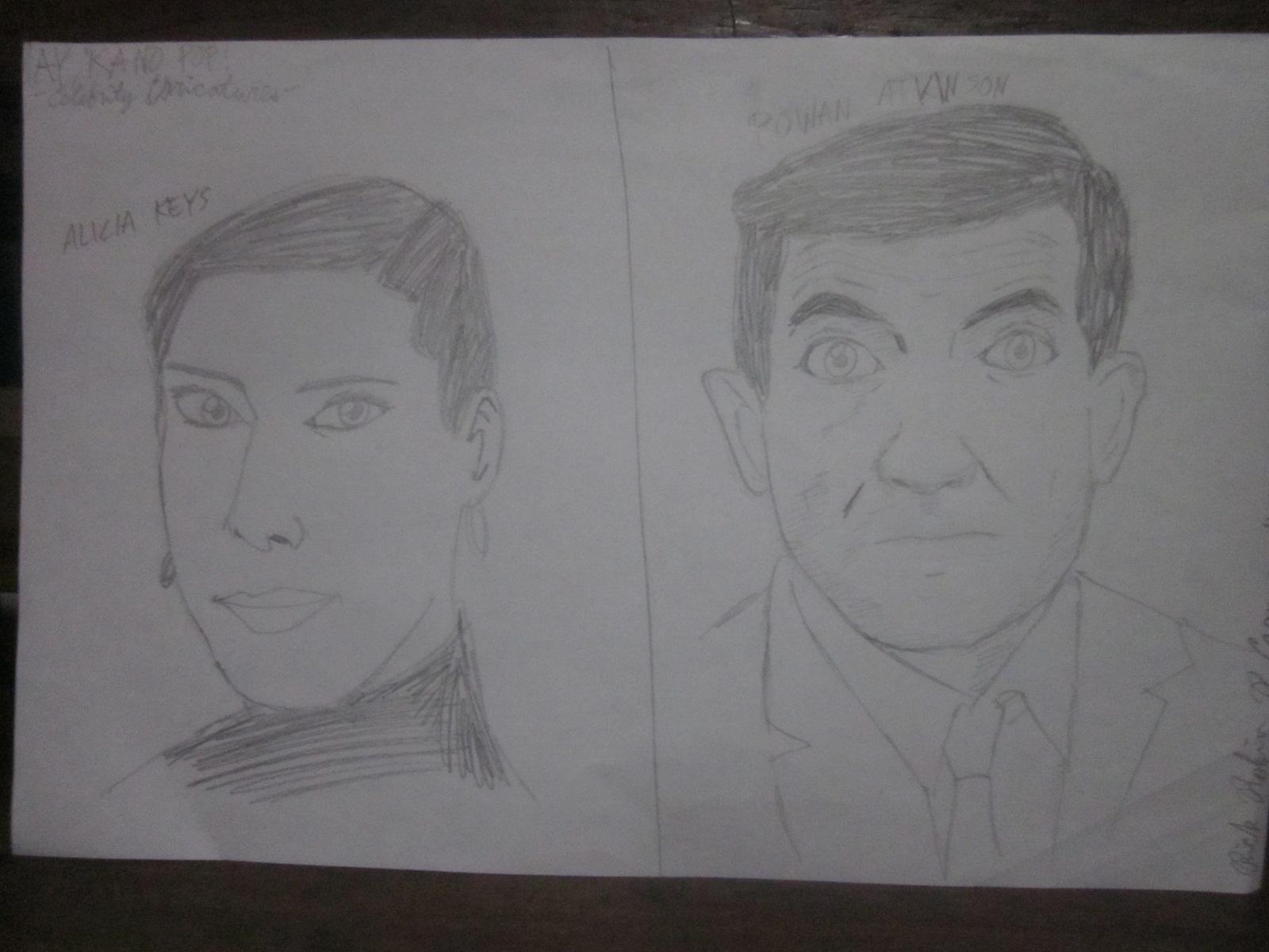 Ay, 'Kano Pop - Alicia Keys And Mr. Bean