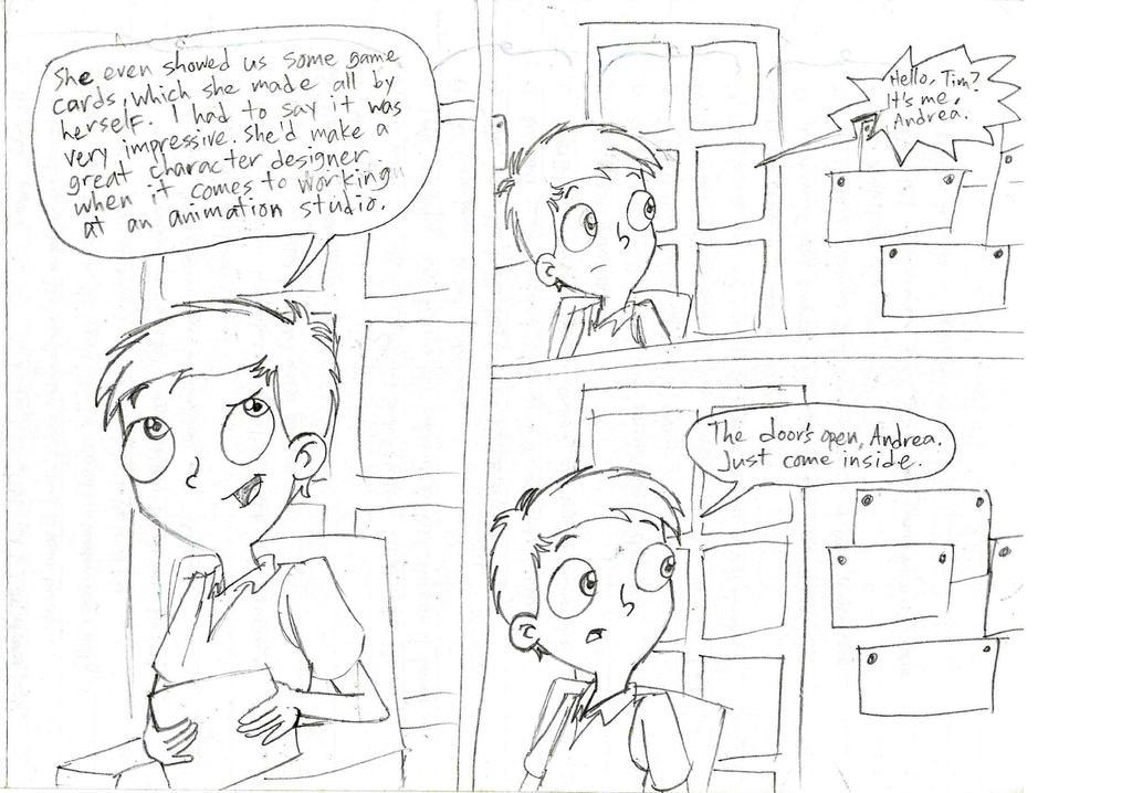 Dissonance Presents Life At The Comics - Three by RobbieMelrose