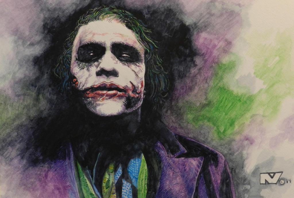 Joker1finalweb by NickRoseArt