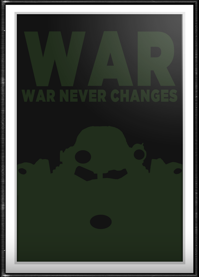 Fallout 3 fan poster by Ausman101