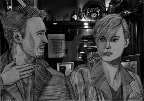 Duncan McClary und Cat Gallagher