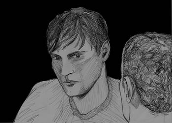 Michael O'Hara und Brendon Nolan by Amalias-dream