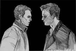 Brendon und Caleb