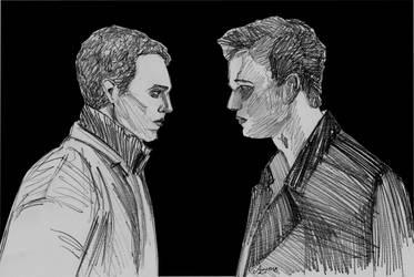 Brendon und Caleb by Amalias-dream