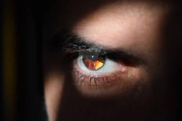 Calebs Auge