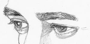 Connors Augen (zweites Bild)