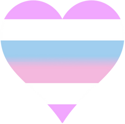 Intersex Pride Heart