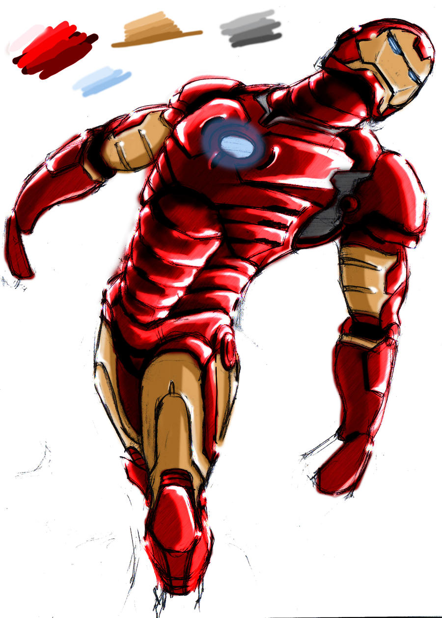 ironman v2 by h-rv-e