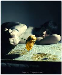 broken flowers, shattered lies by thephotogenesis