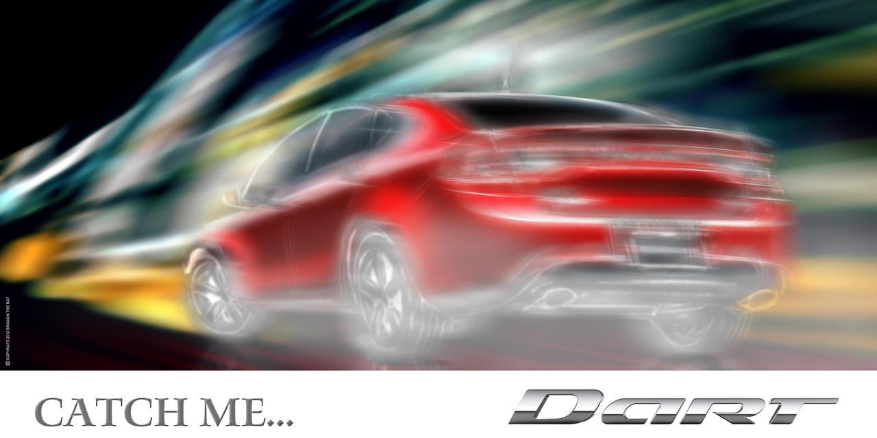 Dodge Dart Contest - 03 by Bragon-the-bat