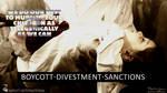 Boycott, Divestment, Sanctions - 02 by Bragon-the-bat
