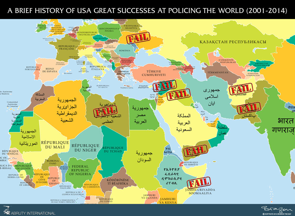 the united states as the worlds police force Structure and organization: there's no national police force in the us, where policing is organised on a state and local basis the country has around 500,000 police officers and a total of 40,000.