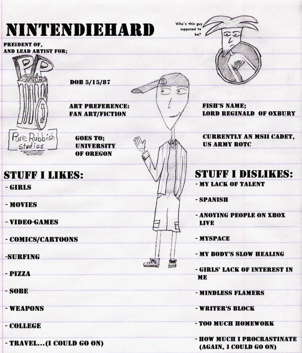 nintendiehard's Profile Picture