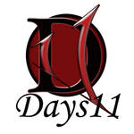 Days11 band Logo 2
