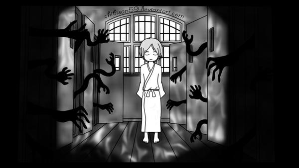 Natsume Yuujinchou Contest : Mental Asylum by chibisan59