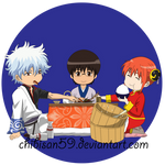 :Gintama: Fall into Winter Contest by chibisan59