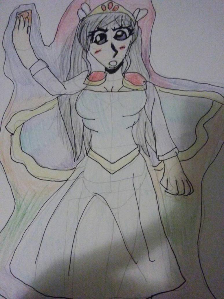 princess kiko by violettamangakitty