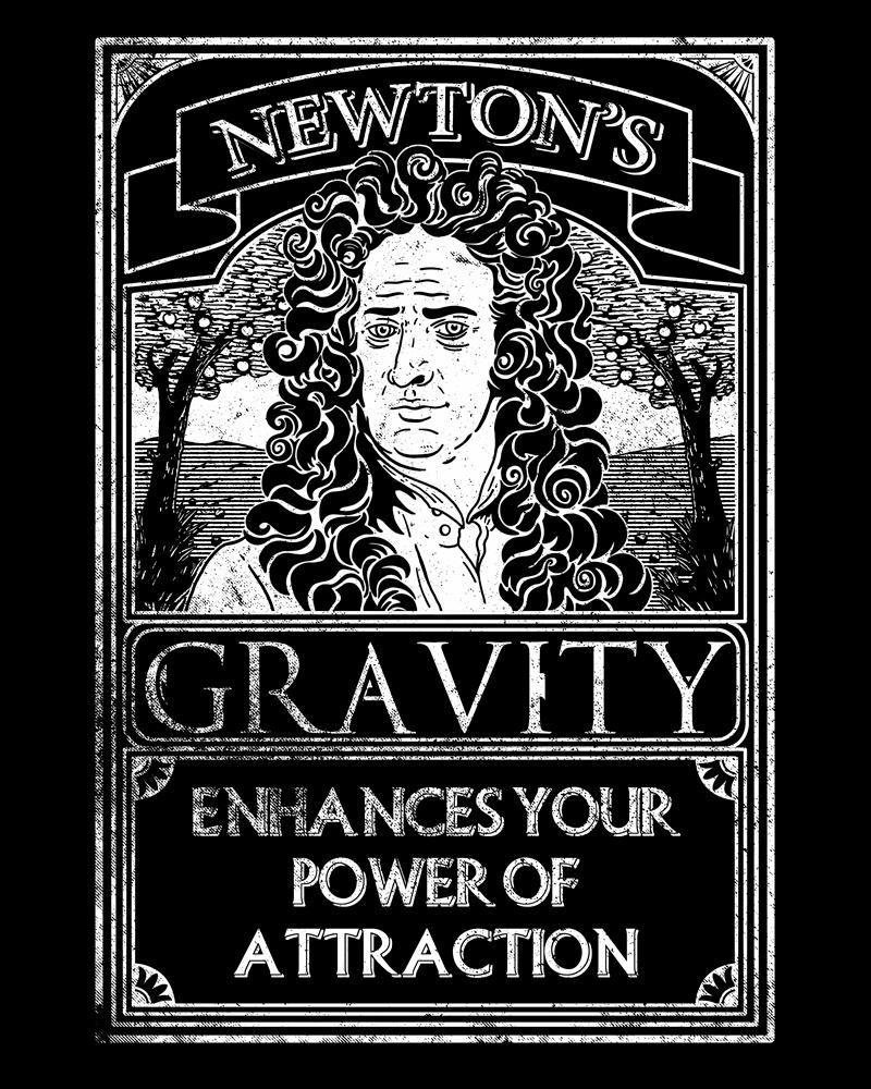 Newton's Gravity by JCMaziu
