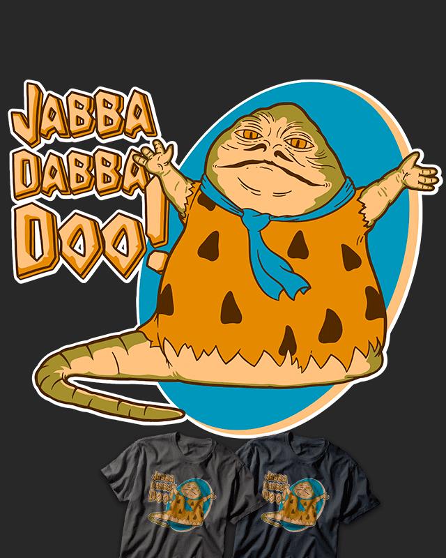 Jabba-dabba-do!! by JCMaziu