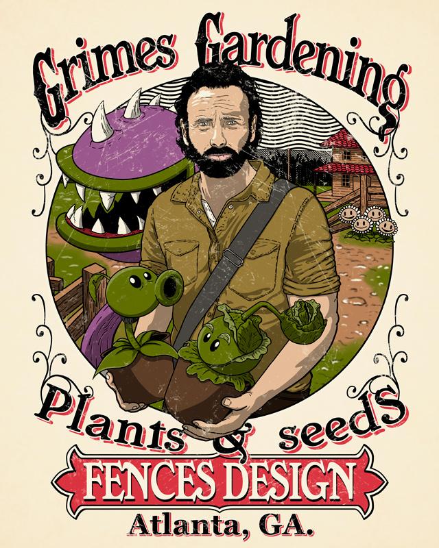 Grimes Gardening by JCMaziu