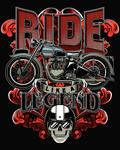 Ride like a legend. by JCMaziu