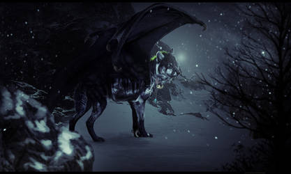 Winter's Silence by K0NIGWULF