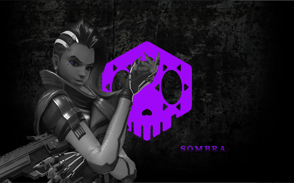 Sombra Wallpaper by MikeTheEp1c