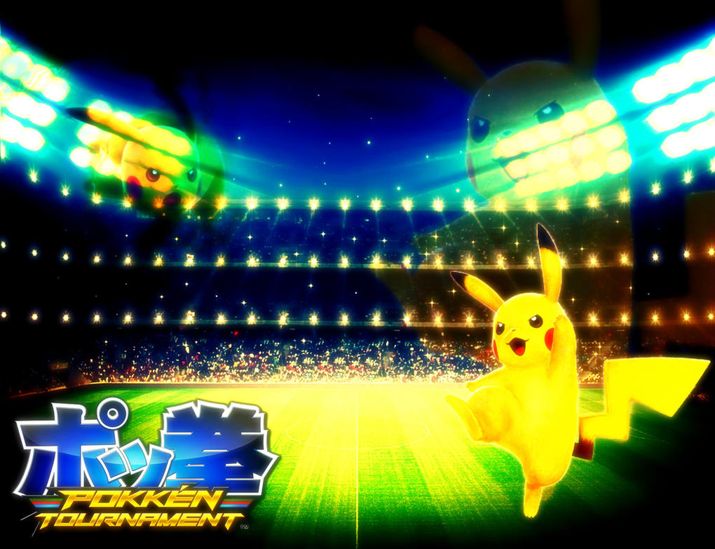 Pokken Wallpaper by MikeTheEp1c