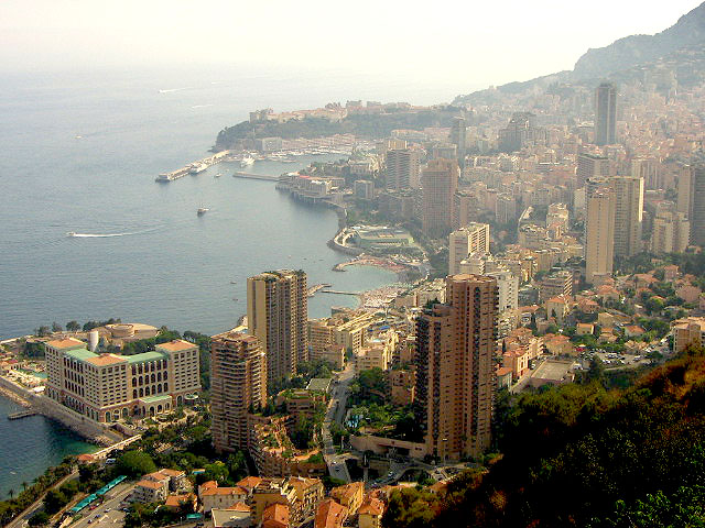 the view of monte-carlo by vernyulster