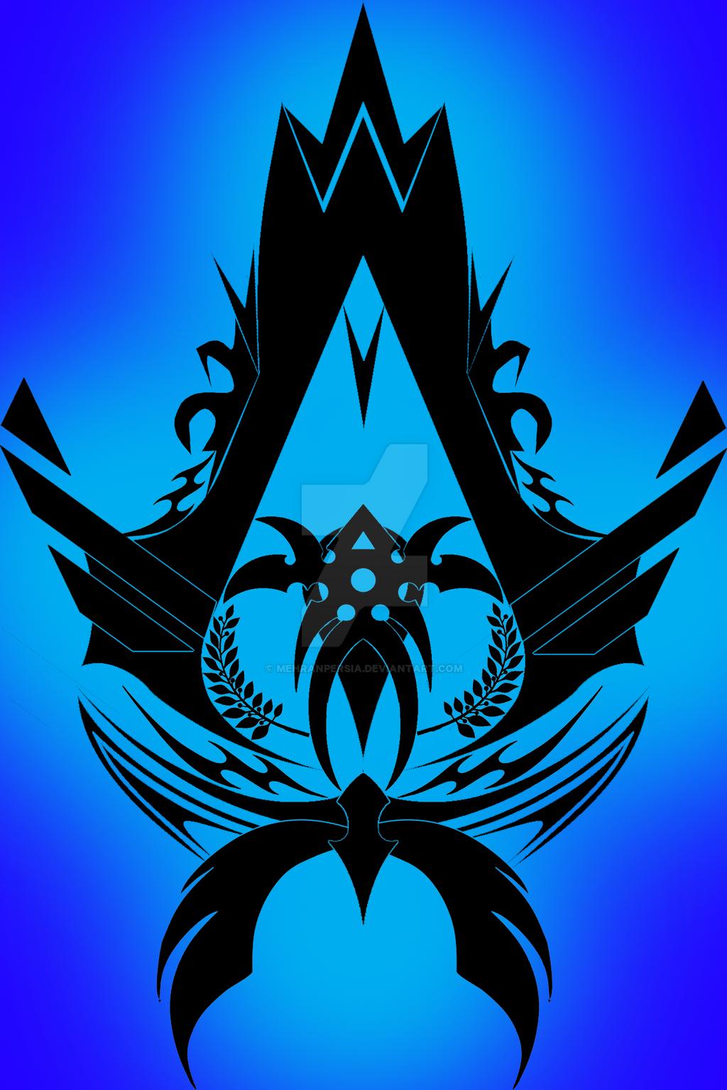 Assassin King Symbol by MehranPersia on DeviantArt