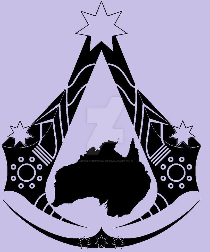 Australian Assassin Symbol By Mehranpersia On Deviantart