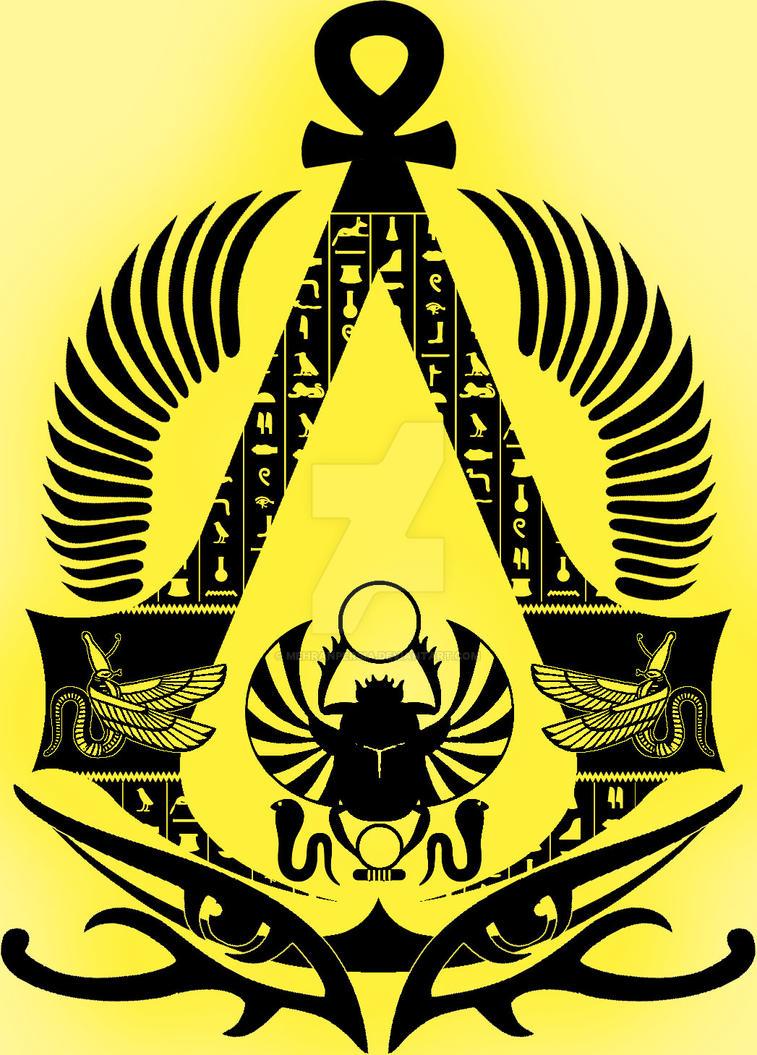 Egyptian Assassin Symbol by MehranPersia on DeviantArt
