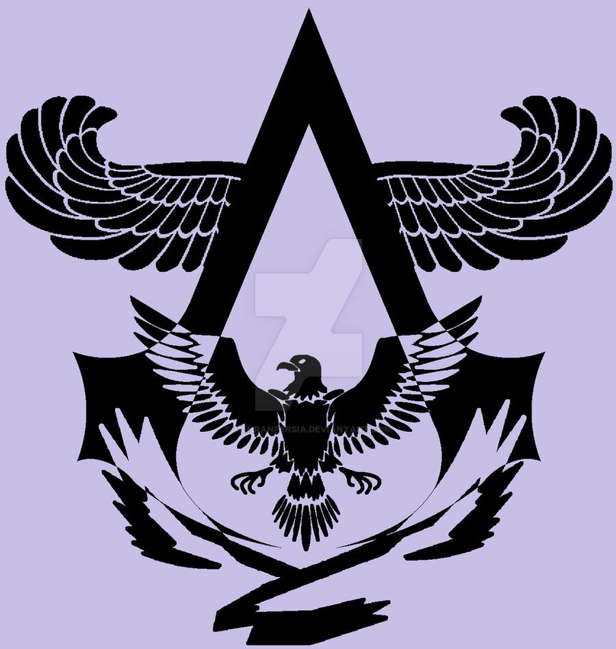 Dark Eagle Assassin Symbol By Mehranpersia On Deviantart