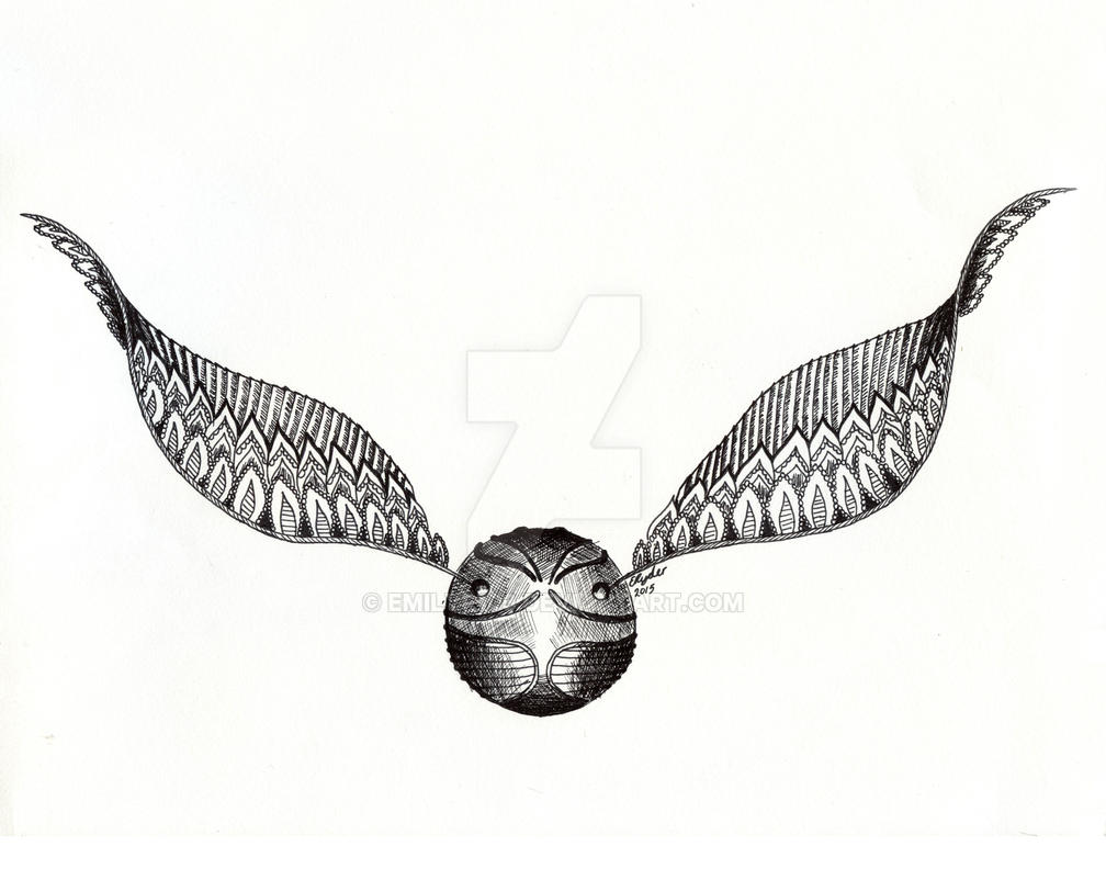 Quidditch Harry Potter Snitch Wwwgalleryhipcom The