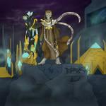 Takotos and Sin'Khera on Shakuras