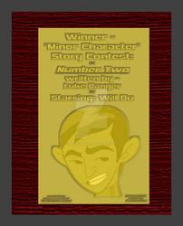 Writing Contest Prize - LukeDanger
