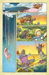 Marvel Fairy Tales Avengers p8