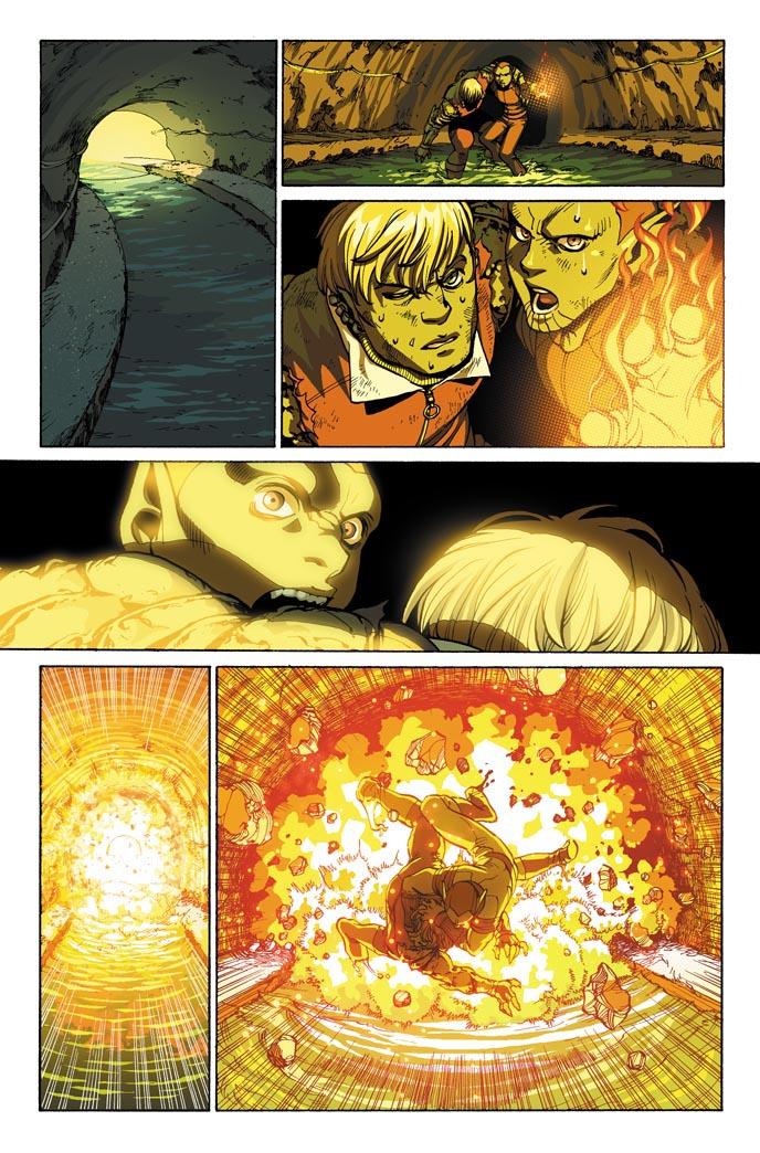 Run YA Secret Invasion 1 pg 21 by CeeCeeLuvins