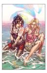 Karolina and Nico