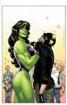 She-Hulkish cover