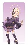 I Heart Goth Garnet