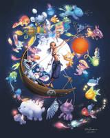 Chris Sanders Dream Catcher by CeeCeeLuvins