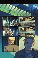 Runaways v3. issue 11 pg 11 by CeeCeeLuvins